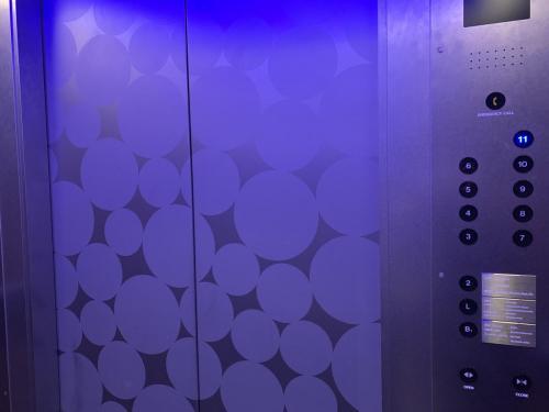 酒店樓高11層