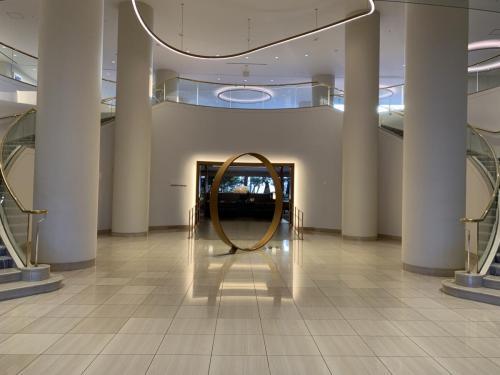 Executive lounge入口