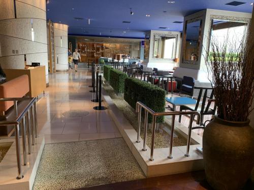 位於酒店1樓的Silva酒吧