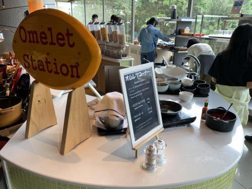 Omelet Station,可即叫即煮奄列