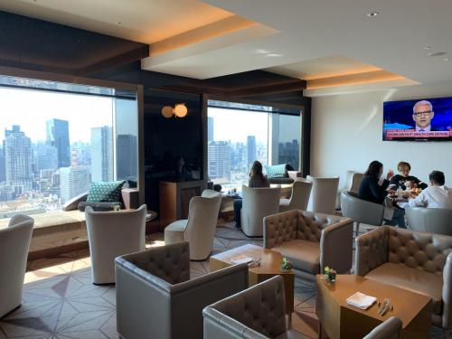 Club Lounge環境