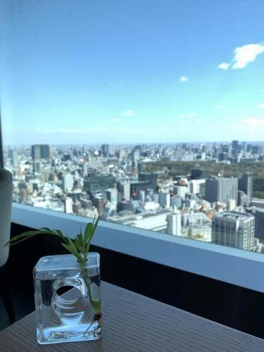 東京日間都市景致