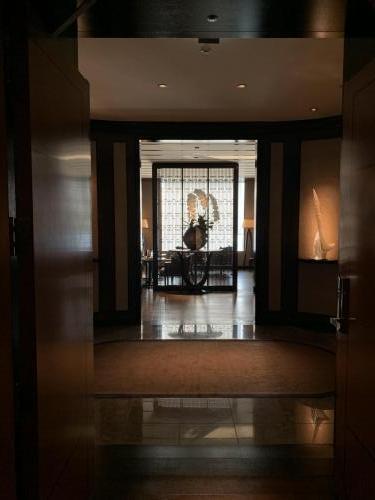 Club Lounge入口