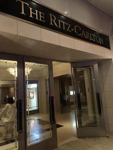 酒店正門入口
