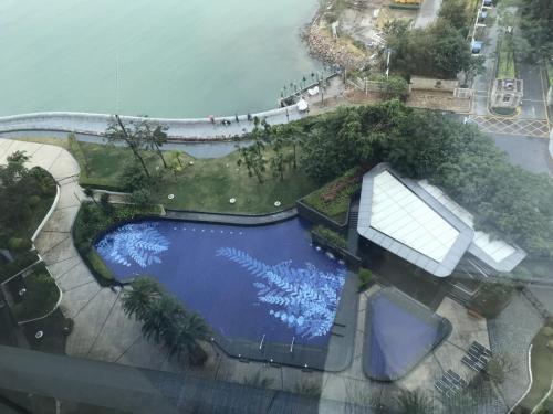 主樓戶外泳池