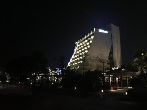酒店南海翼外觀