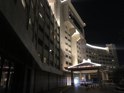 酒店主樓外觀