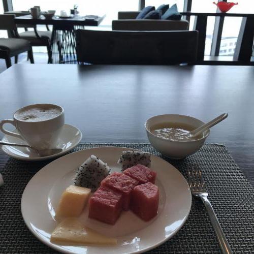 是日lounge早餐