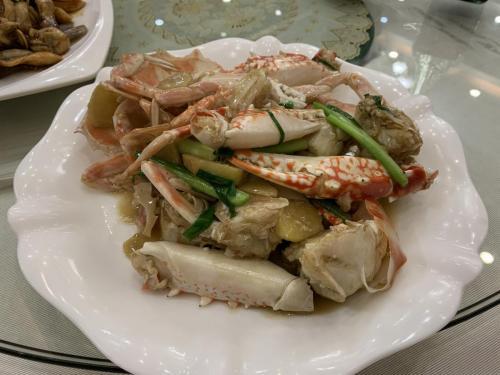 肉蟹都真係多肉