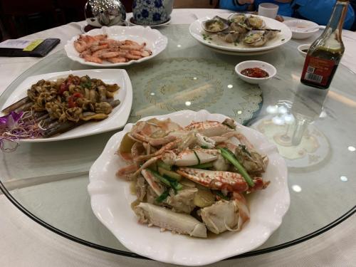珠海海鮮一條街餐廳