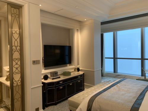 珠海瑞吉酒店 St Regis Zhuhai Hotel Deluxe room