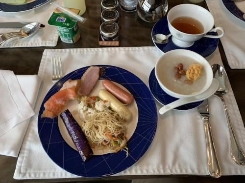 珠海瑞吉St Regis Zhuhai 早餐Social (11)