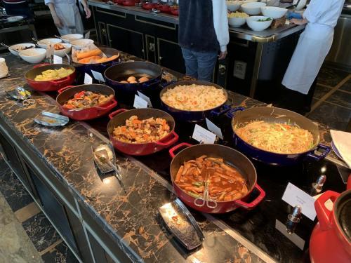 珠海瑞吉St Regis Zhuhai 早餐Social餐廳