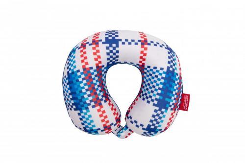 紅白藍記憶軟頸枕