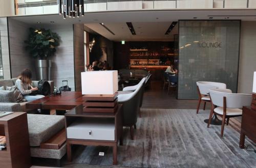 酒店大堂Lounge