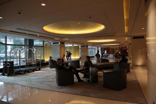 酒店大枱有提供客間於住客休息