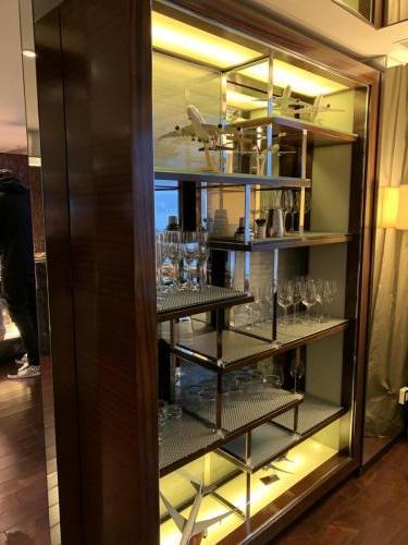 行政酒廊酒杯櫃