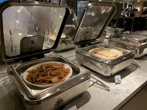 熱食-炒麵同腸