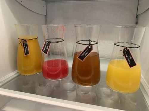 4款果汁任揀