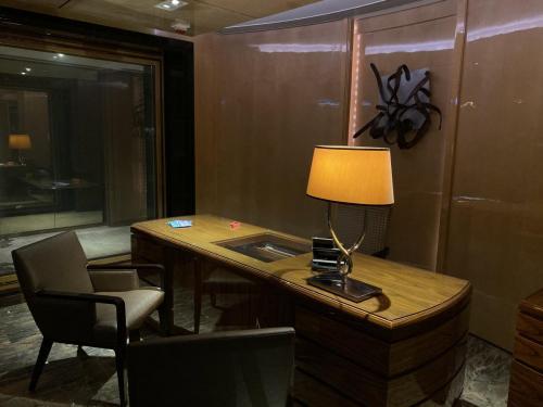 香港麗思卡爾頓酒店-2