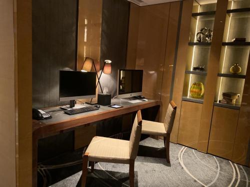 香港麗思卡爾頓酒店-3