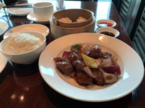 AE套餐,自選小炒,牛柳超好食!