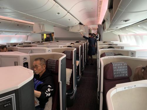 1-2-1座位 777-200
