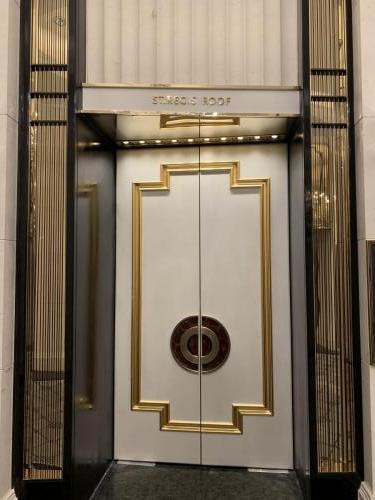 Lift都係有花心思設計